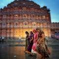 Women in Jaipur