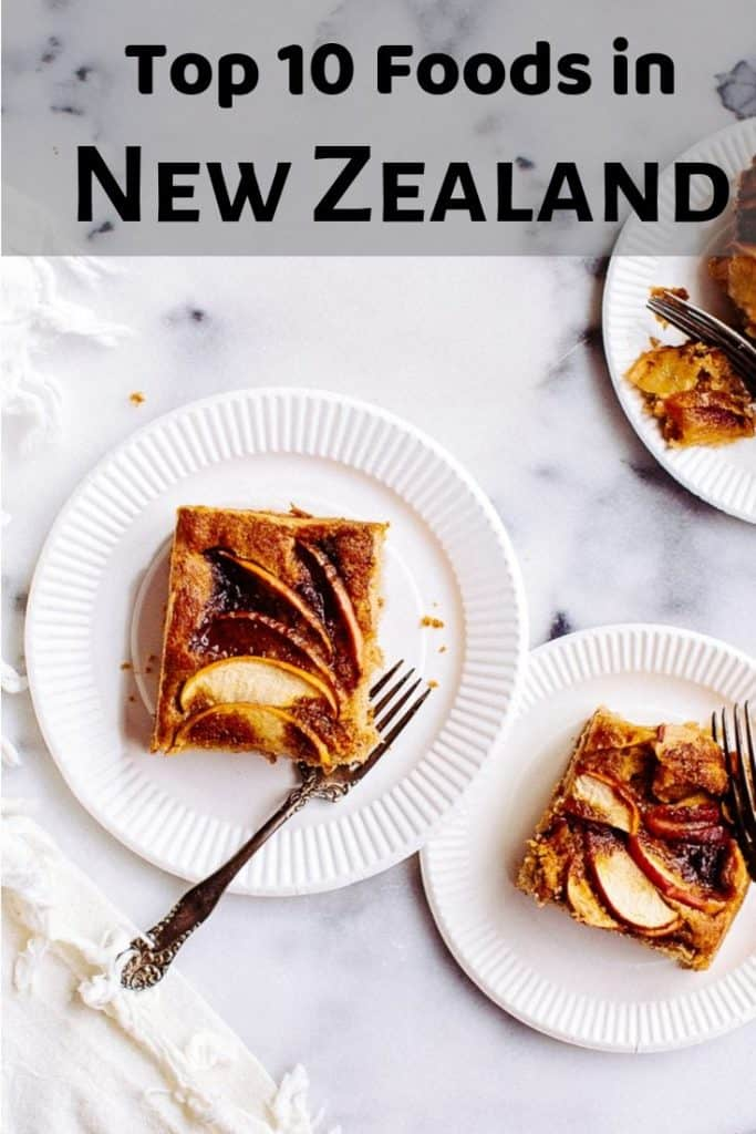 best foods in New Zealand