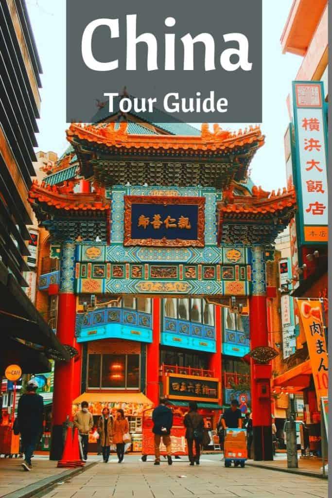 3 week China travel guide