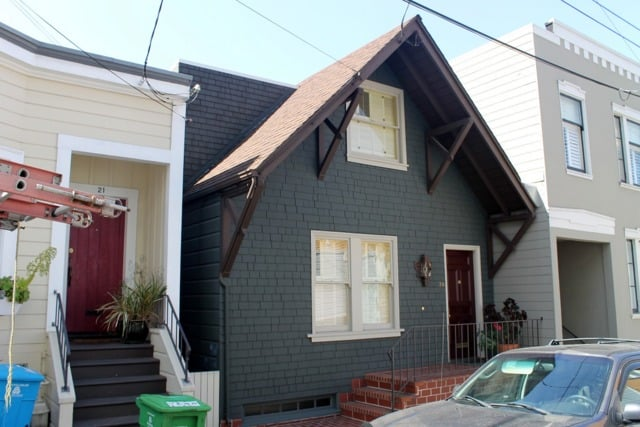 Beatnik House, Russian Hill - San Francisco, California