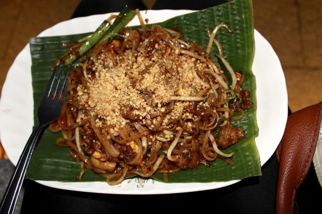 Pad Thai in Singapore