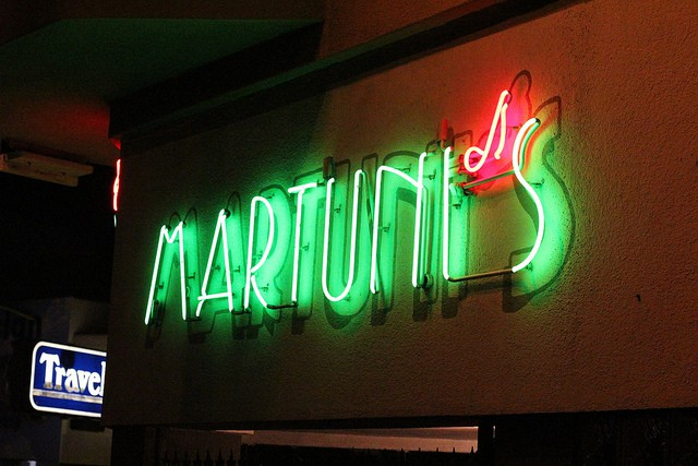 Martuni's - San Francisco, California
