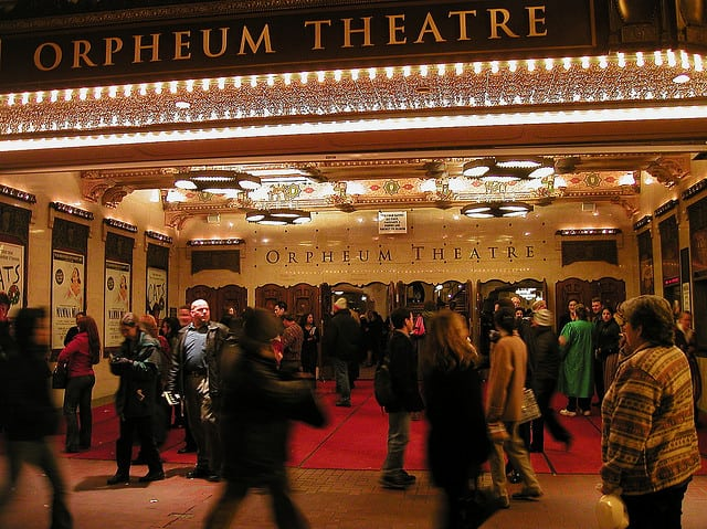 Orpheum Theatre - San Francisco, California