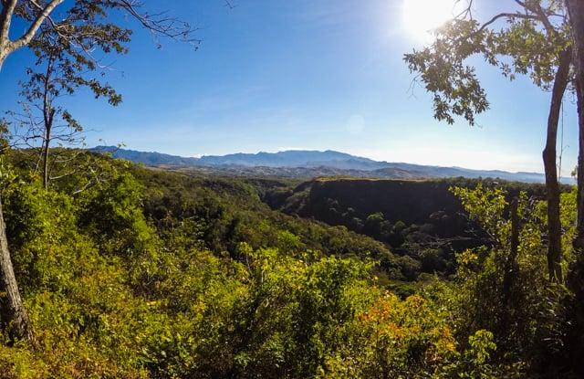 Caldera Canyon.