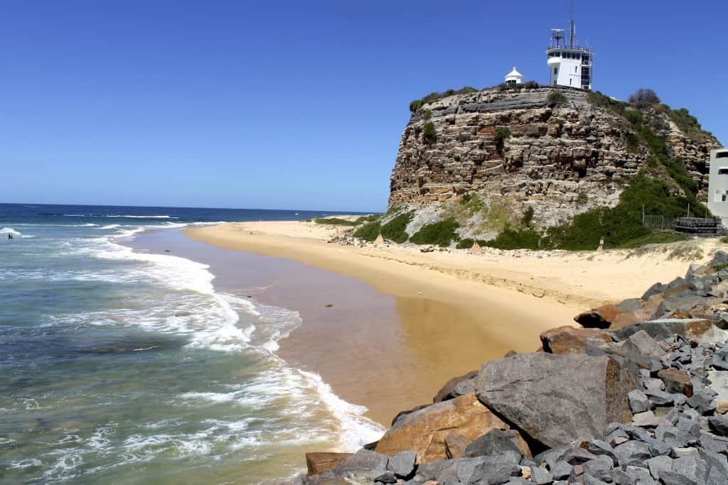 Newcastle in New South Wales - Australia