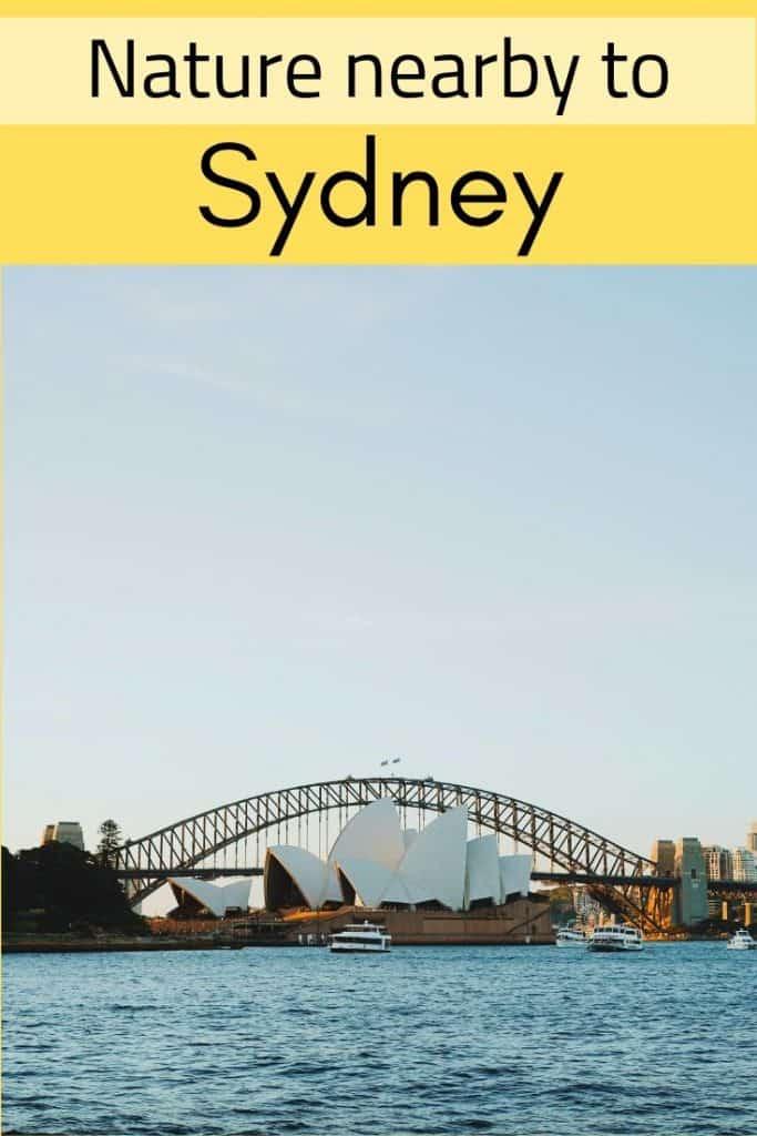 nature locations near Sydney