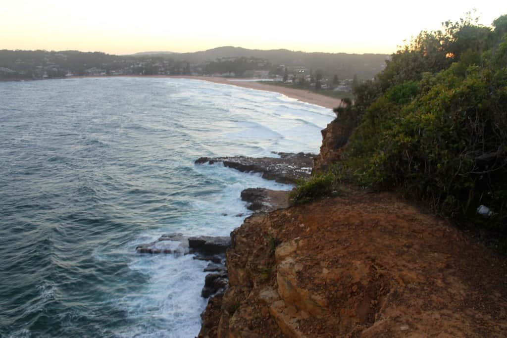 Terrigal in New South Wales, Australia