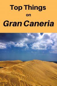 top sights in gran caneria