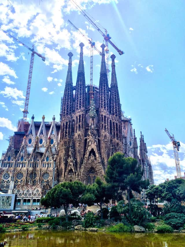 Must See Gaud 237 Architecture In Barcelona