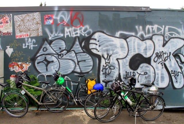 World Naked Bike Ride in Portland, Oregon