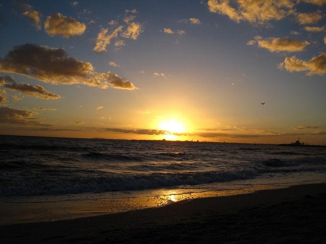 St. Kilda Beach - Melbourne, Australia