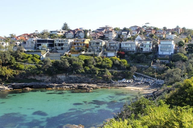 Bond to Coogee Walk in Sydney, Australia