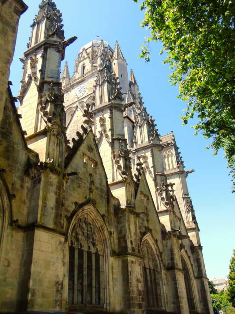 Saintes, France