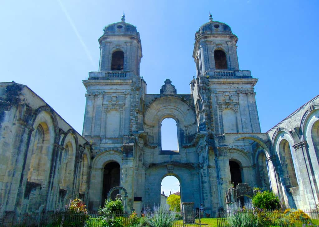 Abbey Royale in Saint-Jean-d'Angély