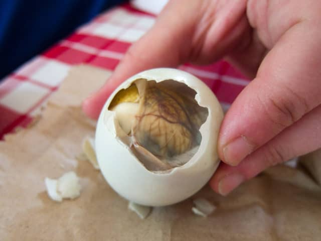 Balut in the Philippines