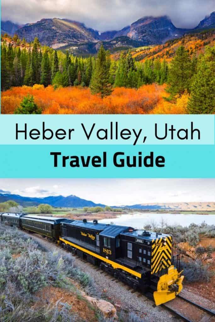 heber valley travel in winter