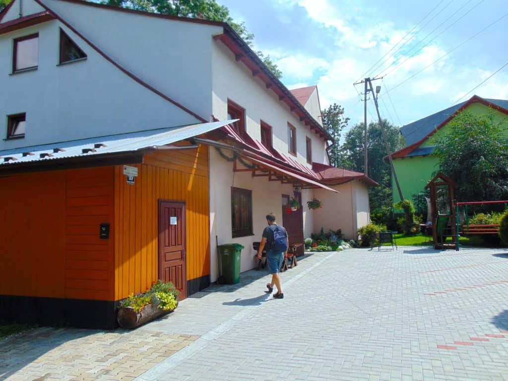 Airbnb in Bialka Tatrzanska