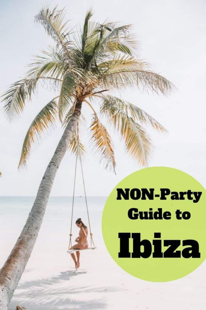 chill relaxed guide to Ibiza