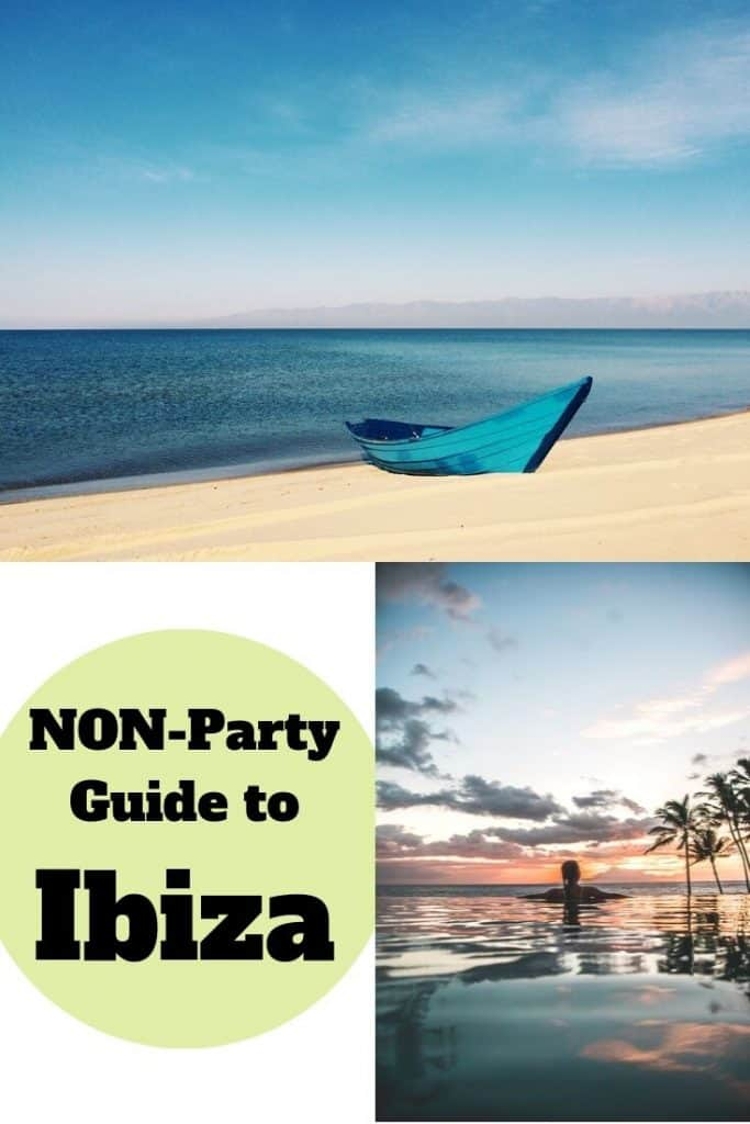 chill guide to Ibiza