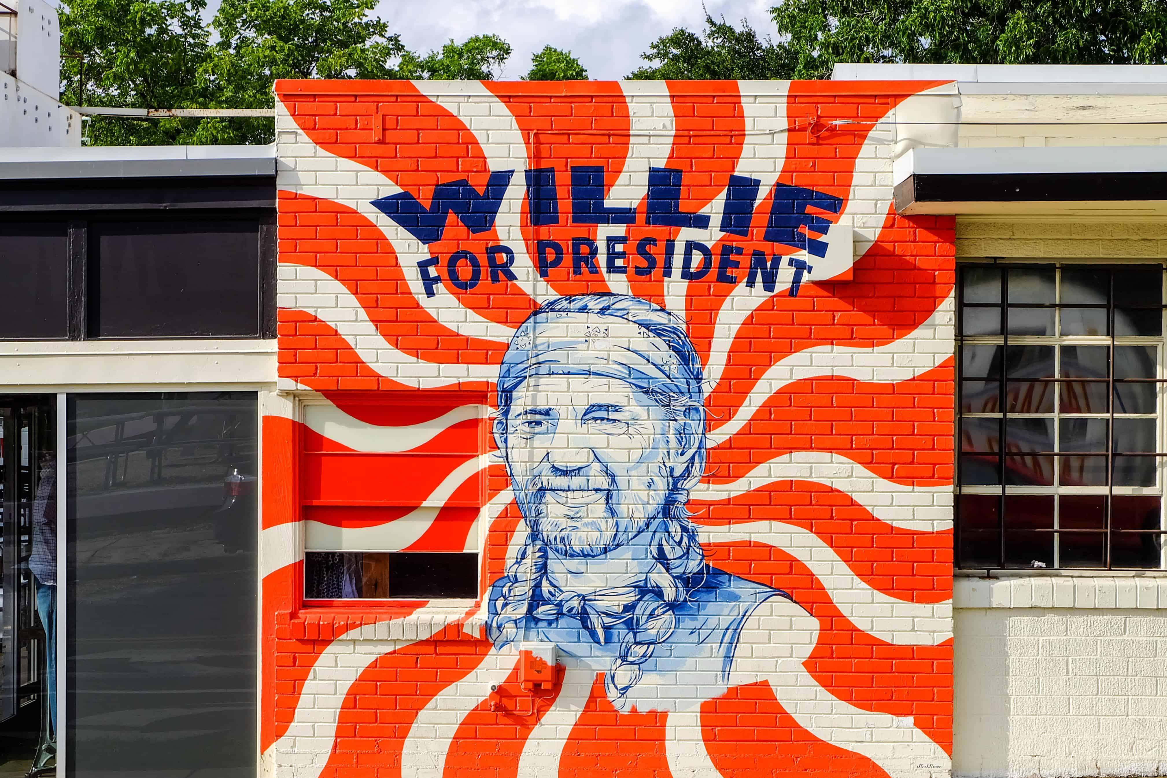 """""""Willie for President"""""""