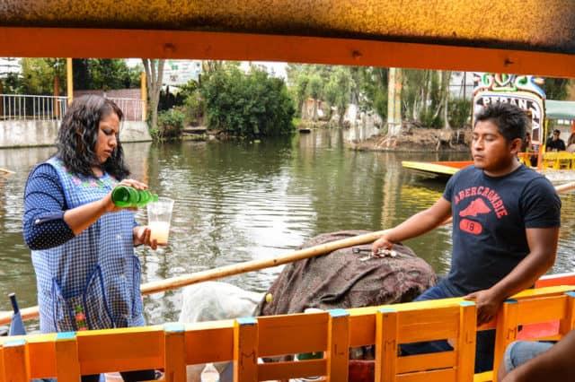 Mexico City Xochimilco Boats-33