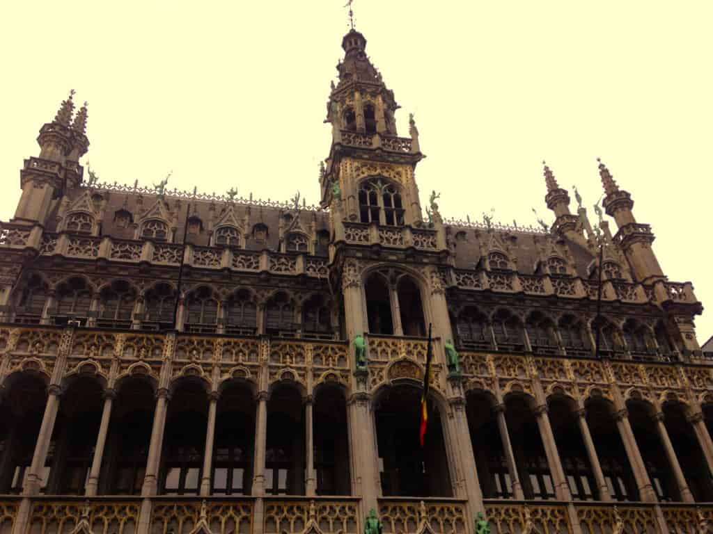 I may or may not have cried when I walked into Grote Markt. IT IS SO PRETTY!