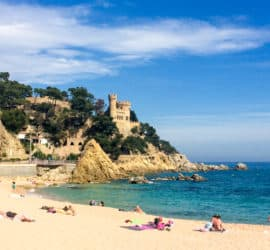 A weekend visit to Lloret de Mar in Spain