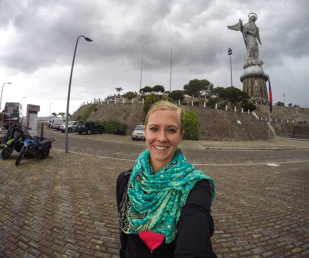 Quito Tour Bus