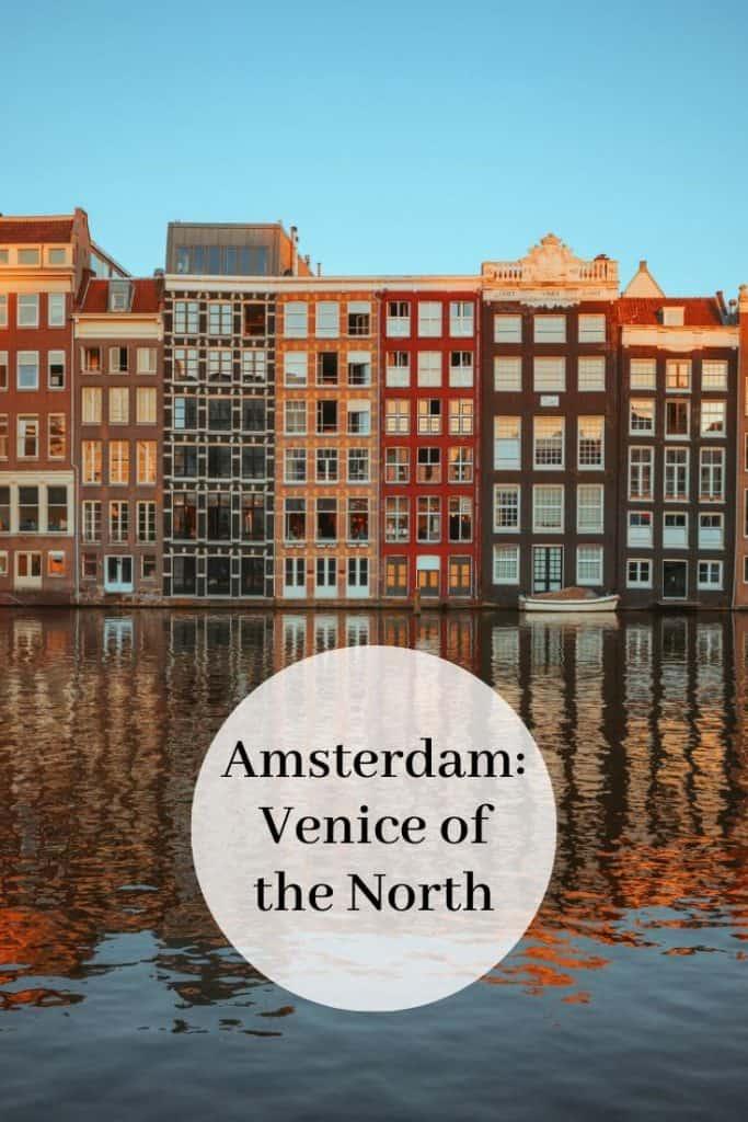 Amsterdam Venice of north
