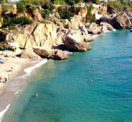 Andalucia's prized beaches