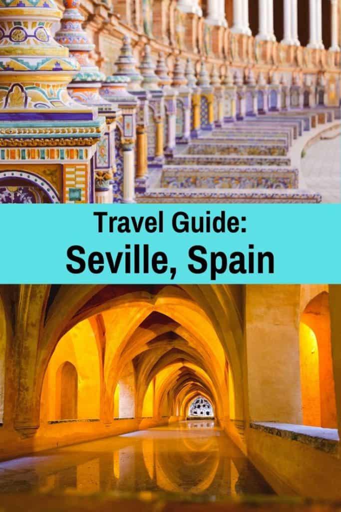 guide for seville, spain