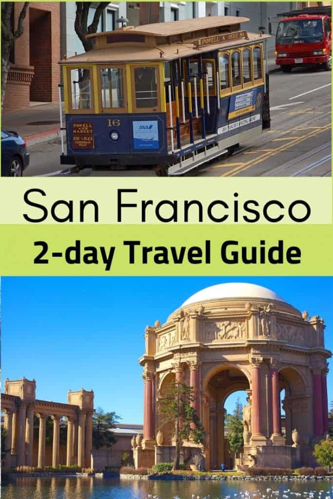 2-day San Francisco Itinerary