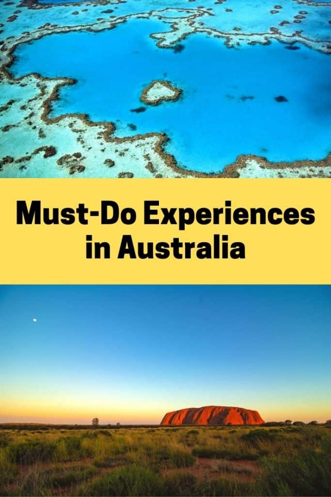 best things to do in Australia
