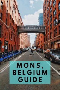 mons belgium travel tips