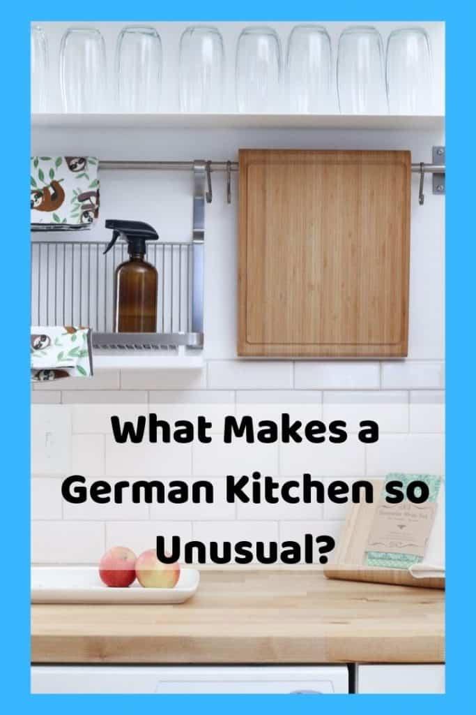 What Makes A German Kitchen Unique_