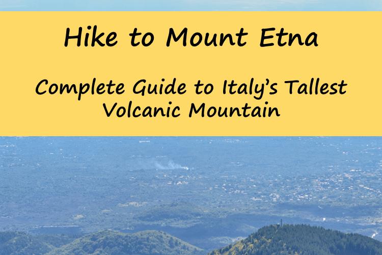 Mount Edna Day hike