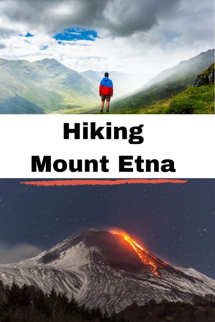 Mount Etna day hike