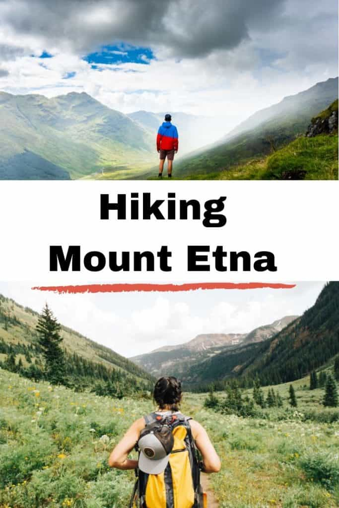 guide to hiking mount etna