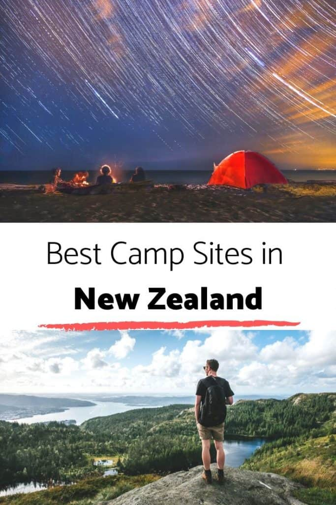 best camping grounds in new zealand