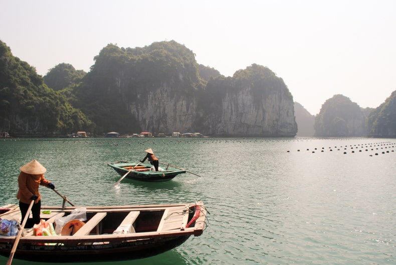 Cat Ba Beach Vietnam