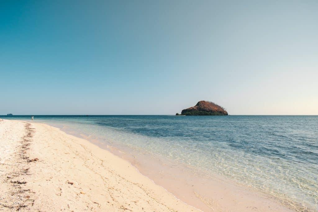 Minh Chau Beach Vietnam