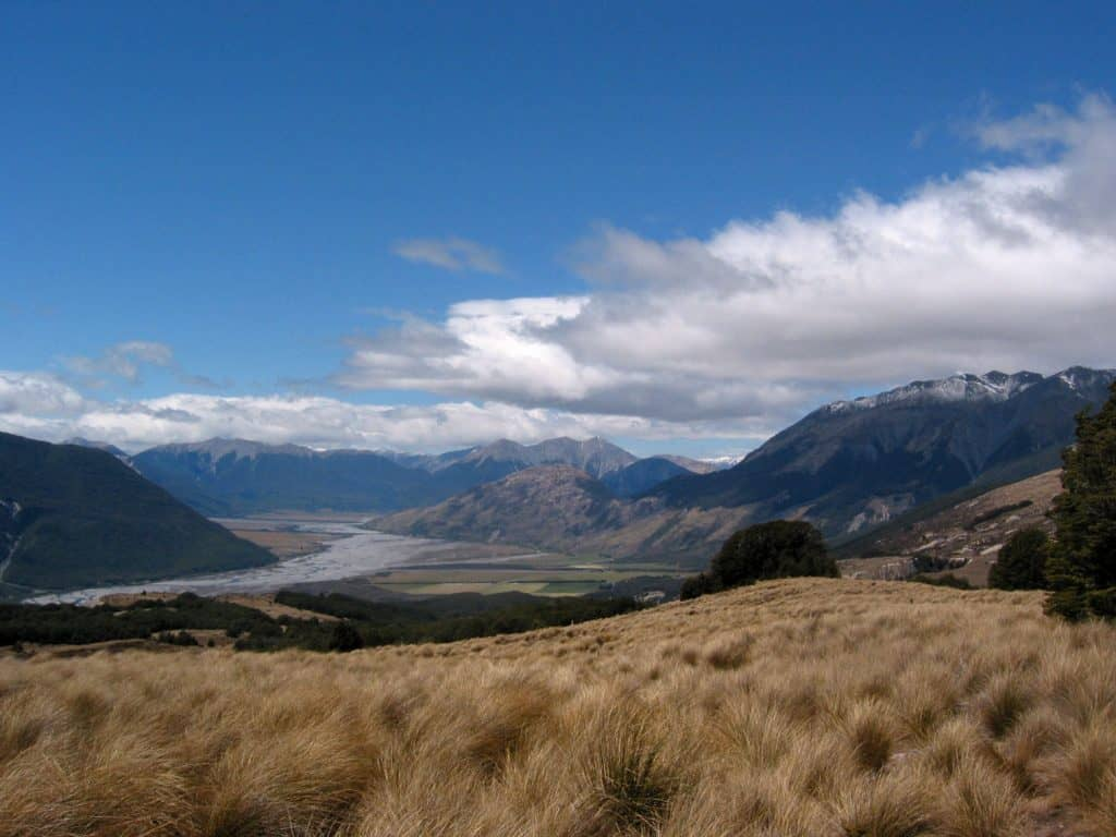 Best Travel Hikes in New Zealand, Arthurs Pass