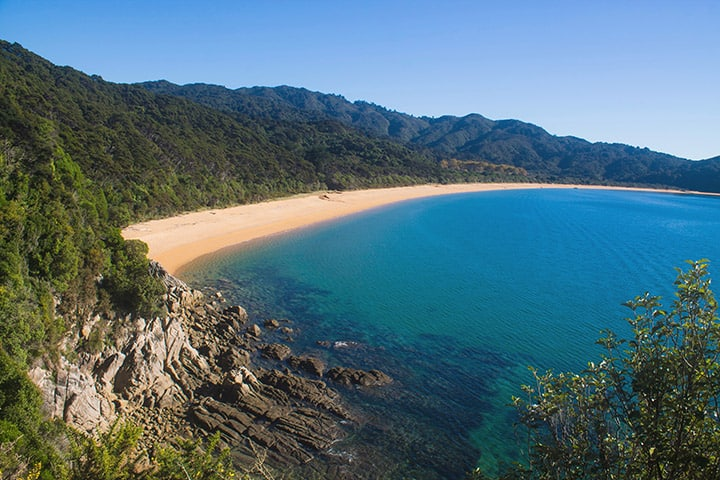 Totaranui Beach, Abel Tasman National Park