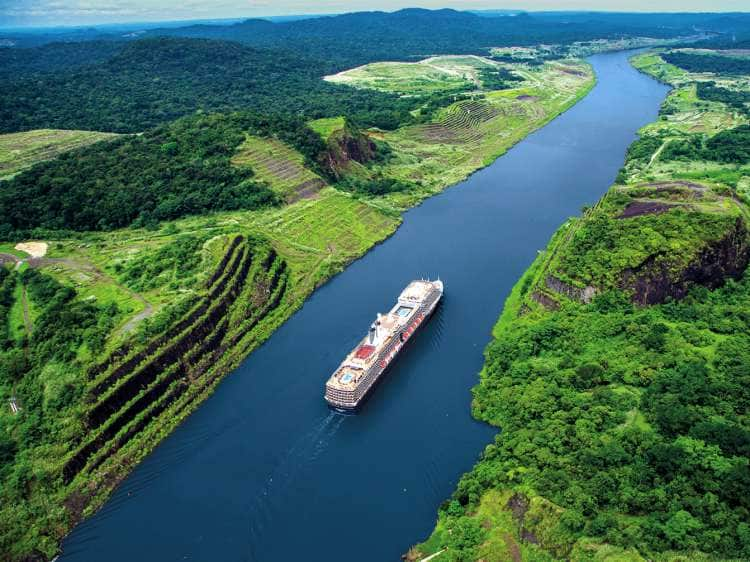 best things to do in Panama, the canal