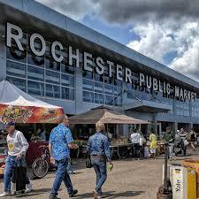 Public Market in town