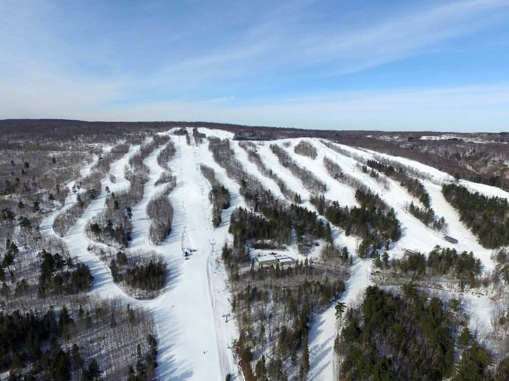 Spirit Mountain, Duluth