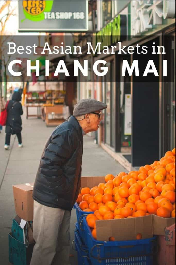 best chiang mai markets