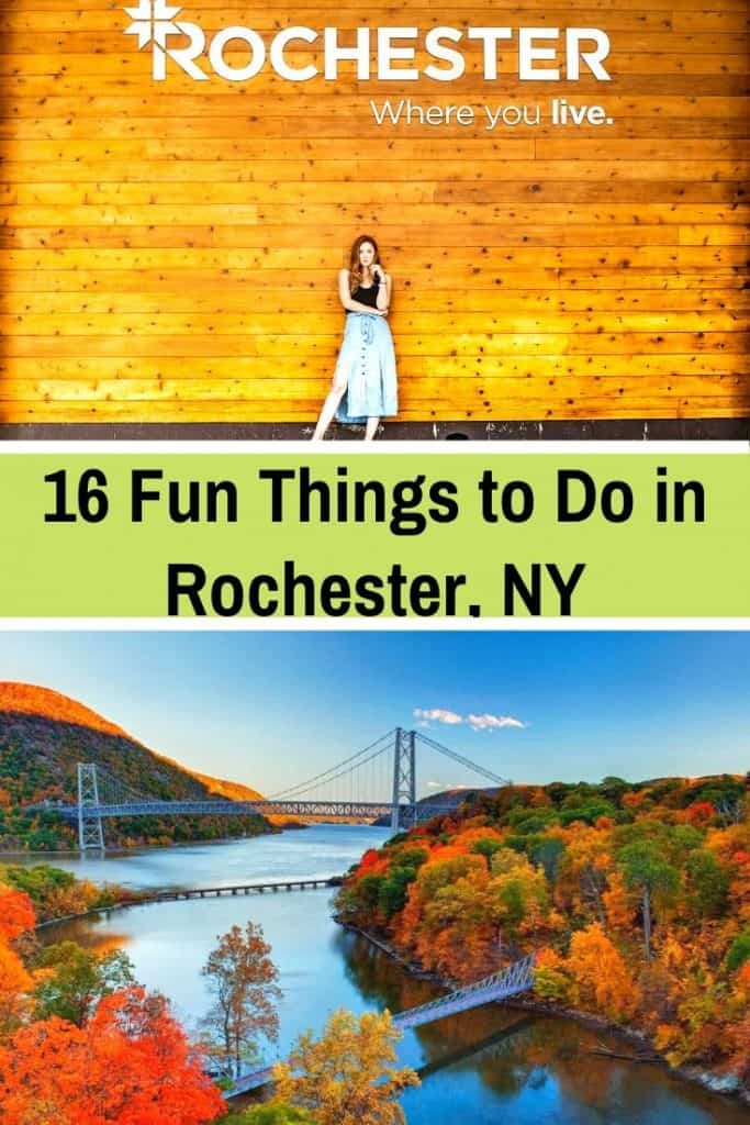 fun things to do in rochester ny