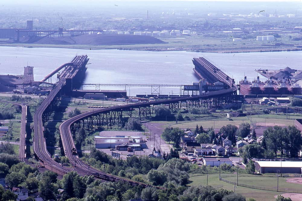 Scenic Drive of Skyline Parkways in Duluth