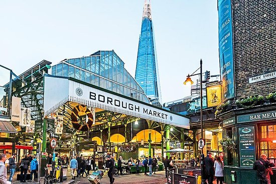 South End's Borough Market london